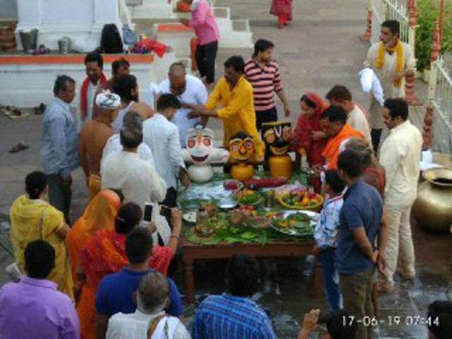 video: 750 साल पुराने जगदीश मंदिर में जगन्नाथपुरी की झलक देखने को मिलती है, आखिर ऐसा क्या है यहां