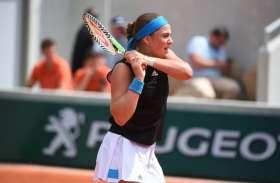 Jelena Ostapenko ने योहाना कोंटा को बर्मिंघम ओपन में हराकर किया धमाका