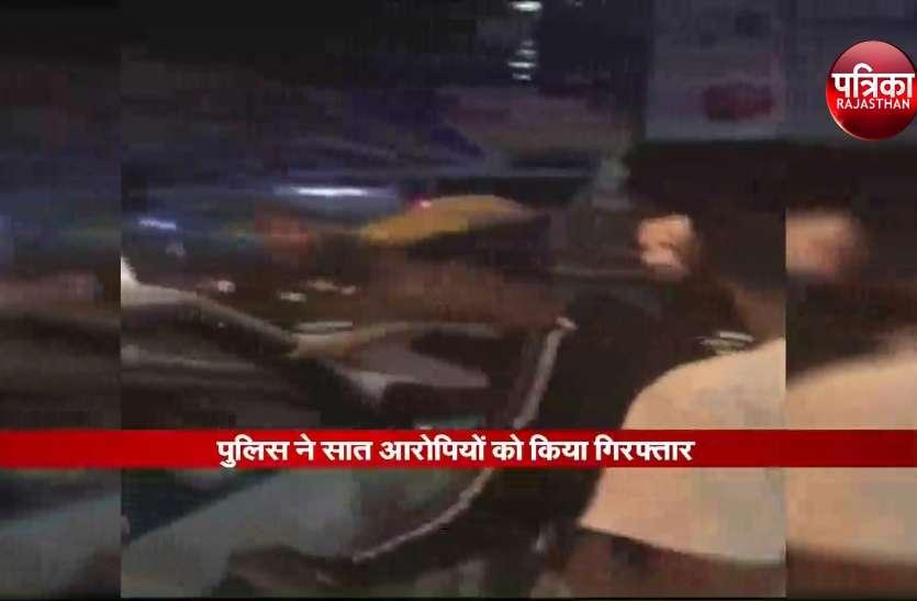 पूर्व मिस इंडिया पर सरेराह हमला