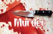 व्यवसायी दंपत्ति की घर में निर्मम हत्या, बड़़े बेटे पर हत्या का आरोप