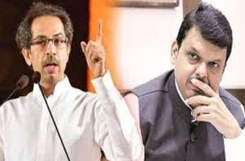 The allians with the BJP is sure, whatever will be equal: Uddhav : भाजपा के साथ युति पक्की है, जो भी होगा बराबर-बराबर होगा : उद्धव