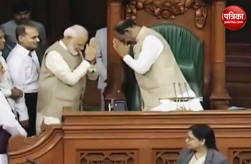 ओम बिरला की तारीफ में 10 मिनट तक बोलते रहे  पीएम नरेंद्र मोदी!