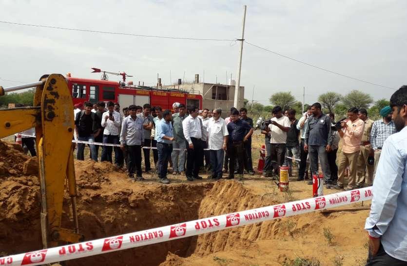 हिंदुस्तान पेट्रोलियम की पाइप लाइन में सेंध, सालभर से चल रहा था चोरी का खेल