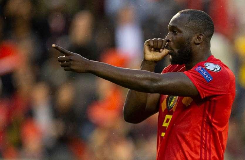 स्ट्राइकर Romelu Lukaku को कोच ने दी Manchester United छोड़ने की सलाह