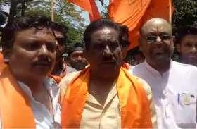 शिवसेना नेता ने अयोध्या में राम मंदिर निर्माण को लेकर दिया बड़ा बयान, देखें वीडियो