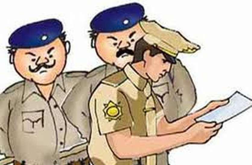 पीडि़तों की अन्याय की अर्जी पर जिले के थानाप्रभारियों की मनमर्जी