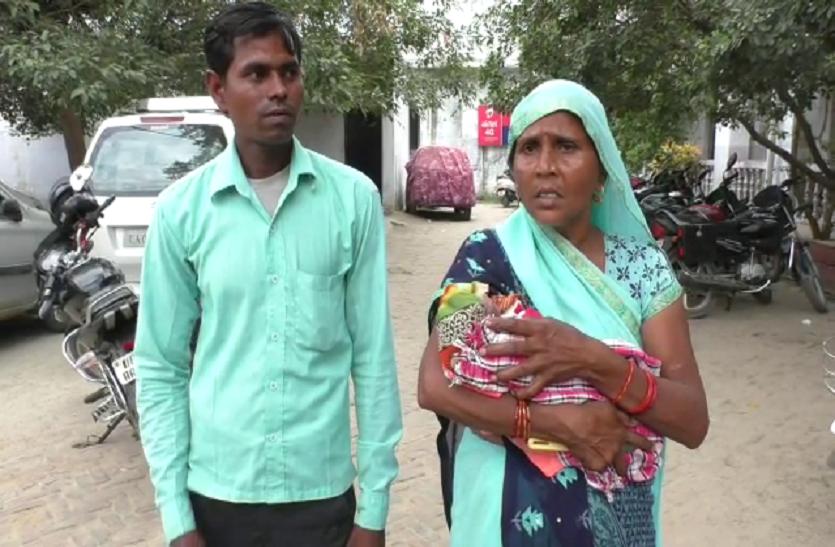 यूपी के इस सरकारी अस्पताल में घोर लापरवाही, इलाज के आभाव में बच्ची ने तड़प तड़प कर दम तोड़ा