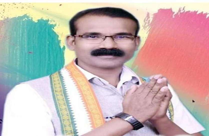 Gundardehi MLA Kunvar Singh Nishad