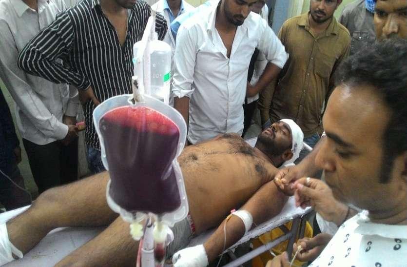 Sawai madhopur रणथम्भौर रोड पर फायरिंग की घटना, बाइक पर आए ये नौ बदमाशों ने की फायरिंग, जानिये कौन-कौन था घटना में शामिल