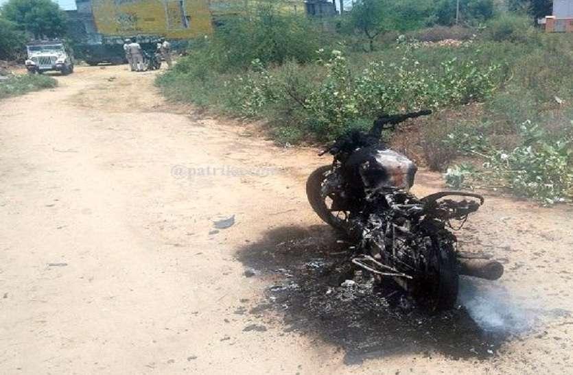 Ranthambore रोड पर अंधाधुंध फायरिंग की घटना को देख शटर बंद कर बचाई जान, महिलाओं ने लाठी व पत्थरों से किया वार और क्या कहा इस महिला ने