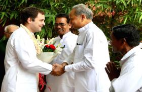 CM अशोक गहलोत को मिल सकती है बड़ी जिम्मेदारी, बनाया जा सकता है कांग्रेस का राष्ट्रीय अध्यक्ष