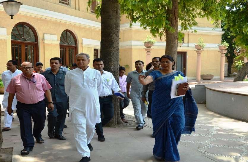 बीकानेर हाउस को बनाएंगे राजस्थान का फेस