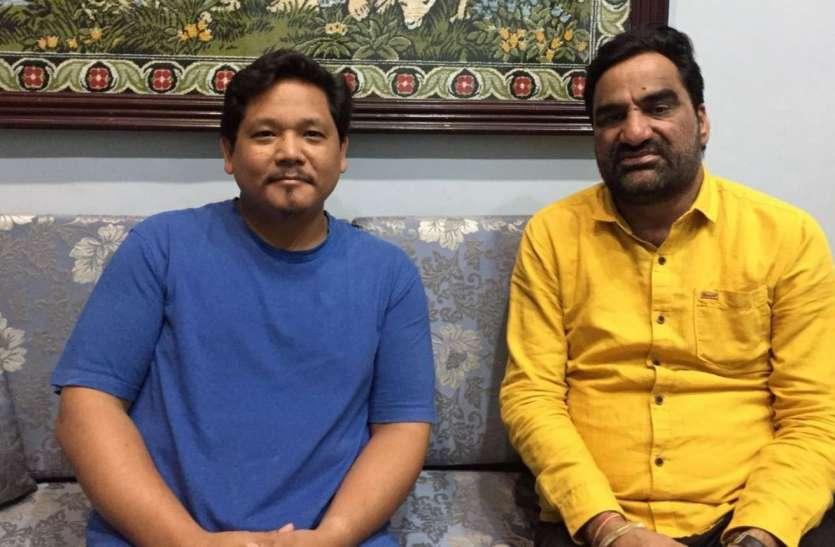 Nagaur MP Hanuman Beniwal : मेघालय के मुख्यमंत्री ने कह दी बड़ी बात