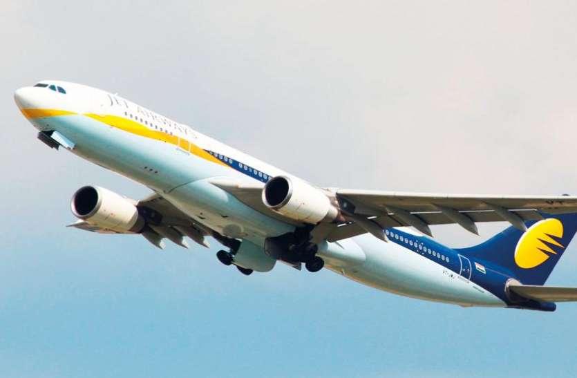 जेट एयरवेज की कंगाली से मालामाल हुए निवेशक, 122 फीसदी उछले शेयर्स