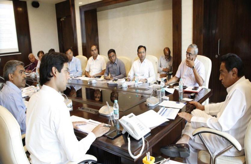 कैबिनेट मीटिंग में हंगामा: कमलनाथ ने सिंधिया खेमे के मंत्री को कहा था- जाइए, आपको रोका किसने है