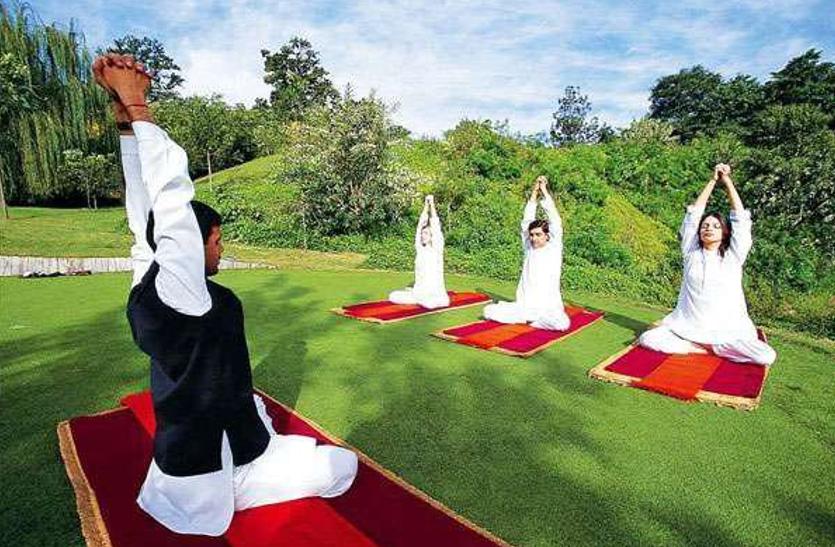 यूपी में योग दिवस पर विधानसभावार लगाई गई मंत्रियों-विधायकों की ड्यूटी