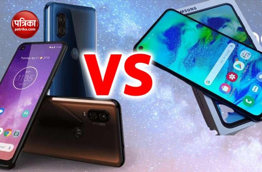 Motorola One Vision और Samsung Galaxy M40 फीचर्स व कीमत के मामले में देंगे एक-दूसरे को कड़ी टक्कर