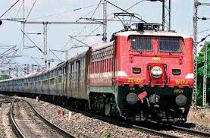 महेसाणा-वडनगर के बीच दौड़ेगी ट्रेन