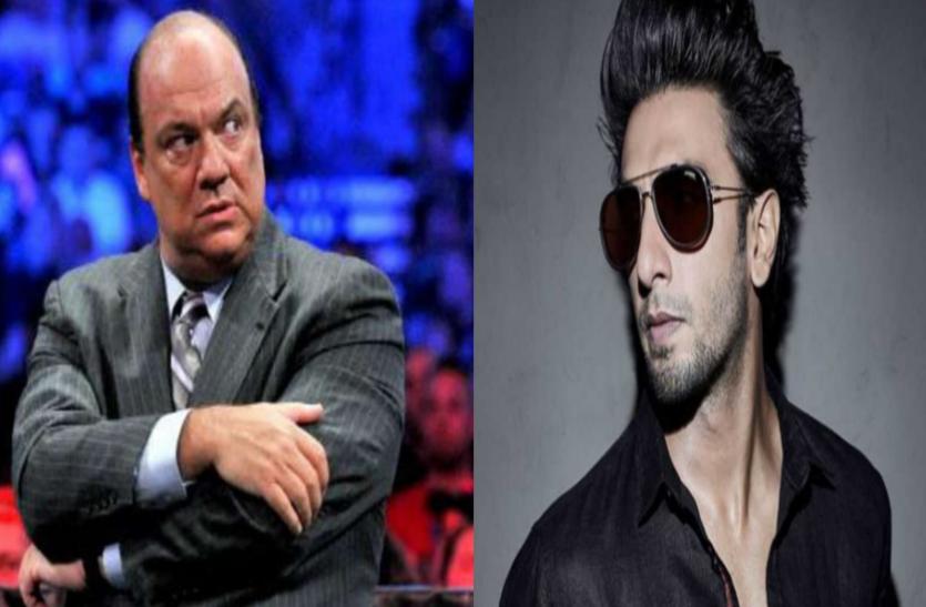 WWE के पॉलमैन ने रणवीर सिंह पर लगाया चोरी का आरोप, माजरा जान हैरान रह जाएंगे