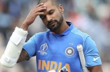 शिखर धवन ने भारतीय क्रिकेट टीम के लिए पोस्ट किया भावुक वीडियो