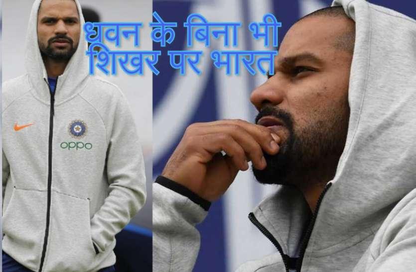 Shikhar Dhawan के बिना भी क्रिकेट वर्ल्ड कप जीत सकता है भारतः हसी