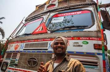 ट्रक ड्राइवरों को रोड पर चलने का तरीका सिखाएगी सरकार, खोलेगी 2 लाख स्किल सेंटर्स