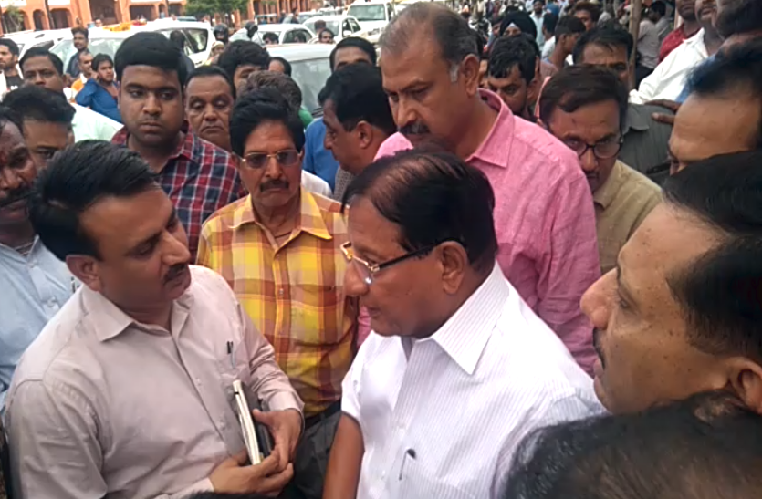 UDH मंत्री धारीवाल ने राजधानी के दुकानदारों को दी हिदायत, नहीं हटाया अतिक्रमण तो होगी दुकान 'सीज'