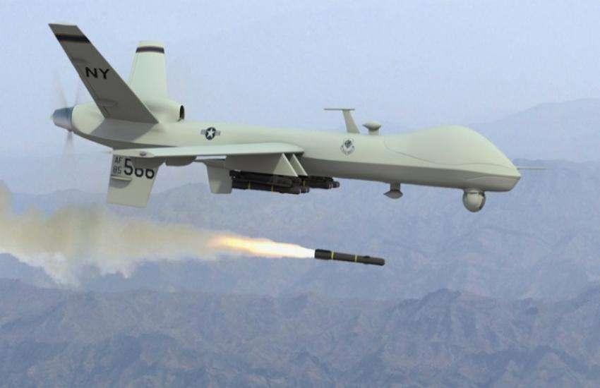 ड्रोन हमला