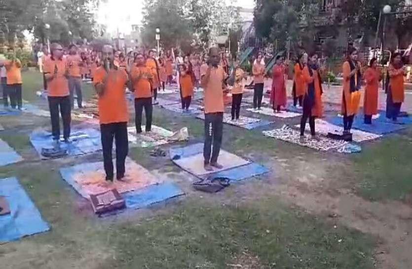 World Yoga Day : श्रीगंगानगर के कुछ चेहरे जिन्होंने योग को दी पहचान