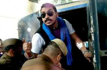 भीम आर्मी चीफ चंद्रशेखर को पुलिस ने लिया हिरासत में, समर्थकों में उबाल, भारी फोर्स तैनात