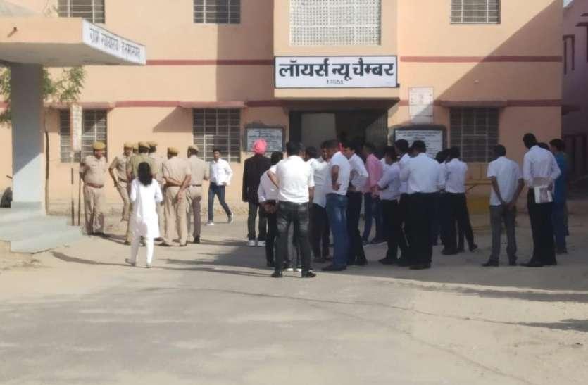 Hanumangarh police's arbitrariness: पुलिस की यह जांच निराली, बिना रिकॉर्ड जांच कर दी क्लीनचिट, अब मंगवा रहे रिकॉर्ड