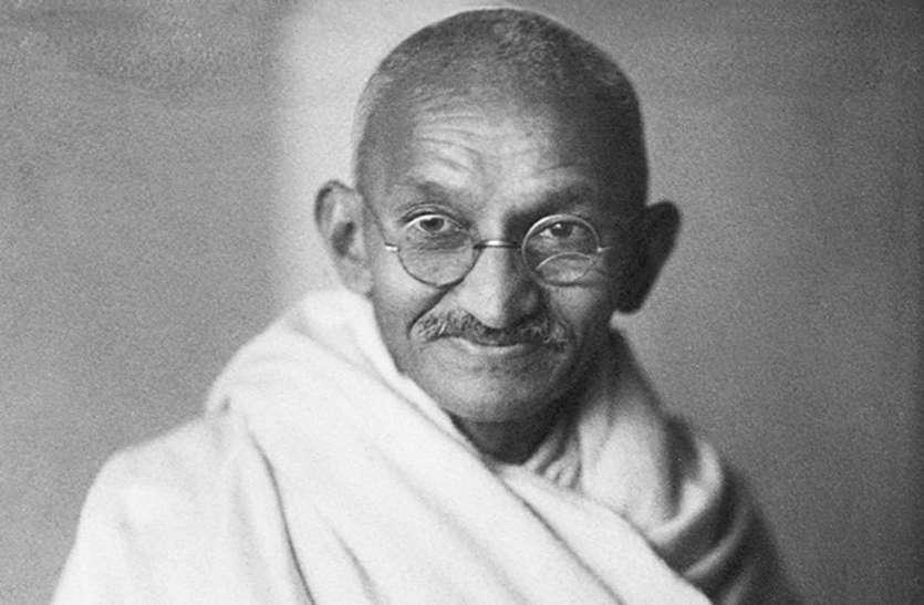 मेवाड़ में तीन दिन महात्मा गांधी के नाम