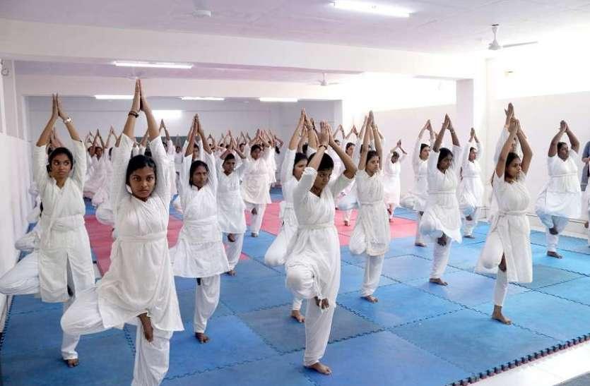 Fitness Tips and Cycling - प्रदेश का हर शख्स लेगा 'फिट इंडिया' की शपथ