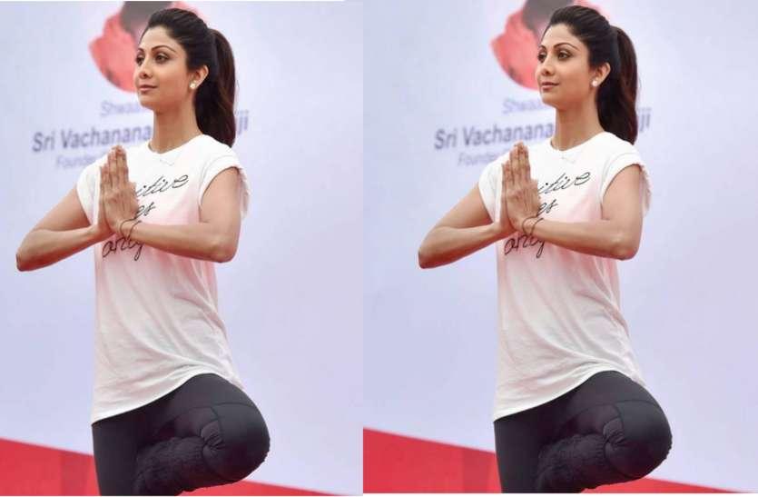 योग दिवस पर आज योगमय हुआ जयपुर, वीडियो में देखें योग के नजारे