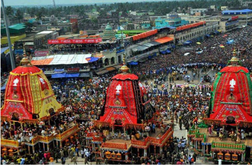 चार जुलाई को निकलेगी भगवान जगन्नाथ स्वामी की रथयात्रा, यात्रा में निकलेंगे 11 रथ