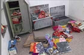 बादनबाड़ी में एक ही रात में पांच आस्था स्थल बने चोरों का निशाना, गिरफ्तारी नहीं