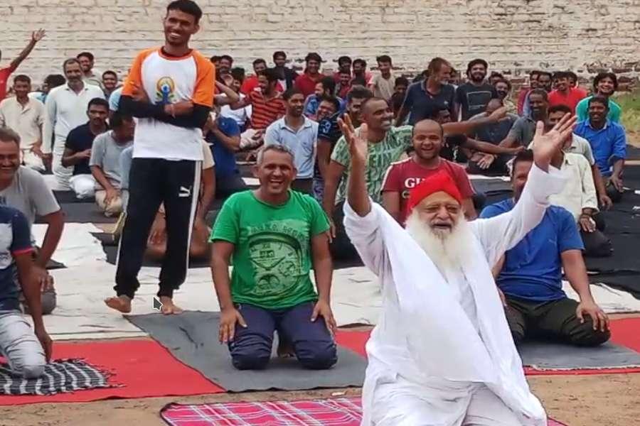 international yoga day in jodhpur