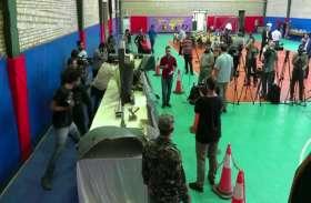 VIDEO: ईरान ने अमरीकी ड्रोन के मलबे को मीडिया के सामने किया प्रदर्शित
