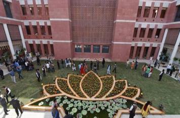 दिल्ली: भाजपा मुख्यालय में बम की सूचना निकली फेक, कर्नाटक से आई थी कॉल