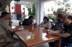 फरहत नकवी और वसीम रिजवी के बीच विवाद बढ़ा, वसीम रिजवी की पुलिस से शिकायत
