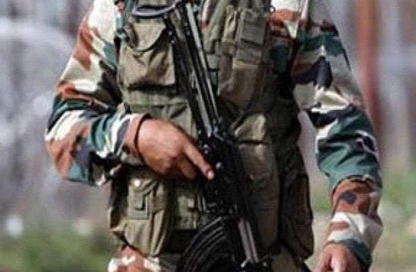 भारत और थाईलैंड आर्मी के बीच मैत्री अभ्यास जारी