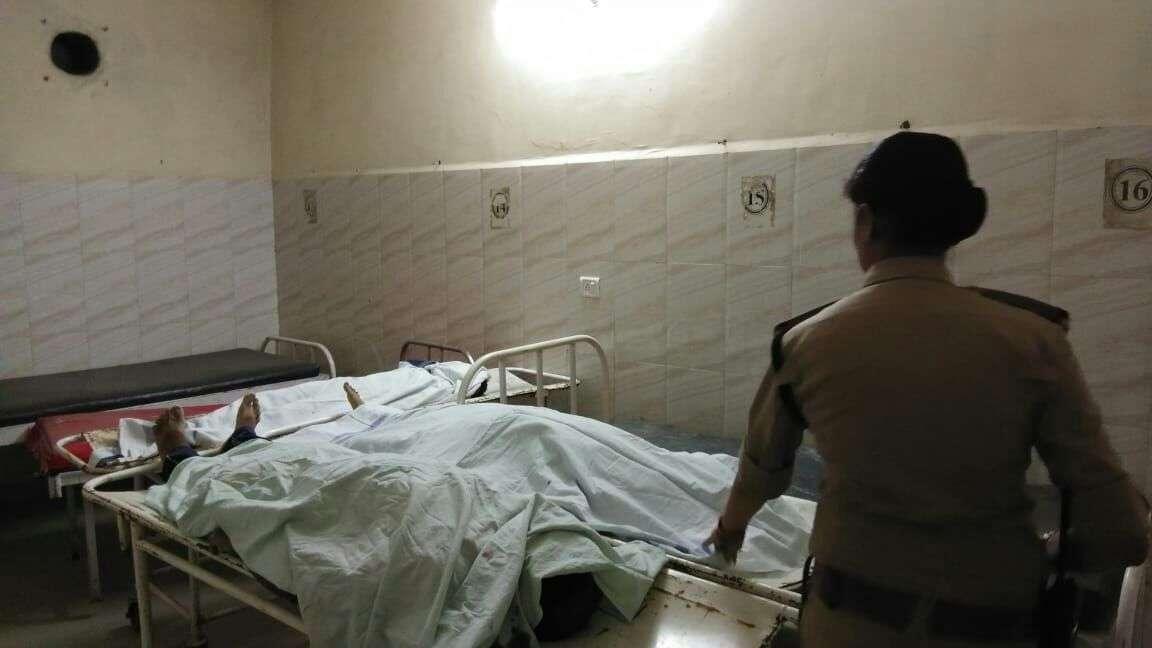 Bina murder case