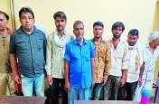 कोटा पुलिस ने देर रात सटोरियों पर मारे छापे,1.31 लाख का सट्टा पकड़ा