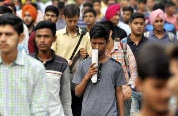 हजारों युवाओं का रोजगार का सपना टूटा, दूसरी बार भी भर्ती रद्द