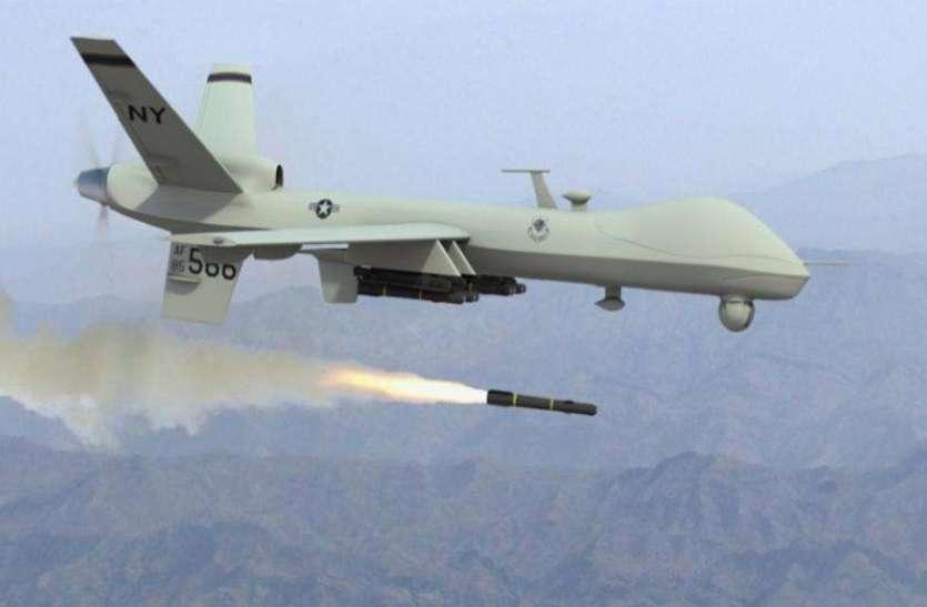 भारत सरकार चाहती है वो अमरीकी ड्रोन, जिससे ईरानी कमांडर सुलेमानी को मारा गया