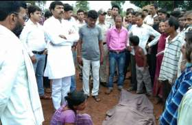 आसमानी बिजली गिरने दो मासूम बच्चों की मौत
