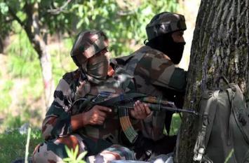 जम्मू-कश्मीर: शोपियां मुठभेड़ में सुरक्षाबलों ने 4 आतंकियों को किया ढेर