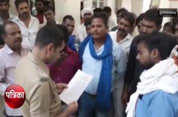 VIDEO: दलित की पिटाई के मामले में भीम आर्मी ने दी अब यह चेतावनी