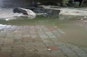 इस बार फिर बारिश में बनारासी झेलेंगे मुसीबत, अब तक नहीं साफ हुए शहर के नाले