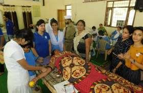 संत निरंकारी मंडल ने किया 235 यूनिट रक्तदान